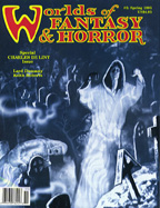 Worlds of Fantasy & Horror cover scan